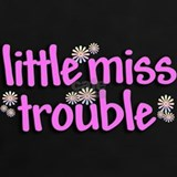 Little miss trouble T-shirts