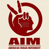 American indian movement T-shirts
