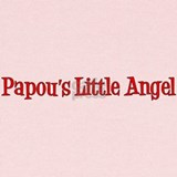 Papou little angel Baby Hats