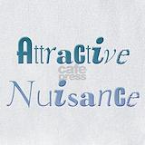 Attractive nuisance Bib
