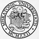 Miskatonic university Aprons