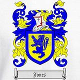 Jones crest of arms Sweatshirts & Hoodies