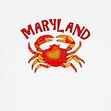 Maryland crabs Sweatshirts & Hoodies