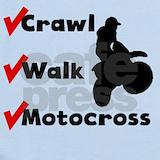 Motocross Baby Bodysuits