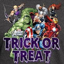 Marvel Halloween