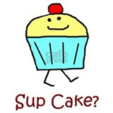 'sup cake T-shirts