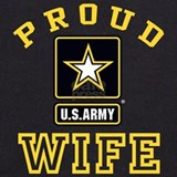 Army wife Sweatshirts & Hoodies