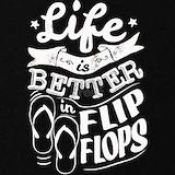 Life is better Sweatshirts & Hoodies