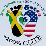 Jamaican american Baby Hats