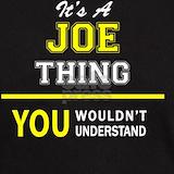 Joe T-shirts