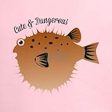 Puffer fish Performance Dry T-Shirts