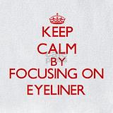 Eyeliner Bib