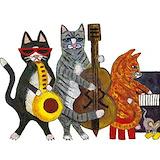 Jazz cats T-shirts