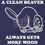 Clean beaver Aprons