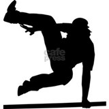 Parkour Wall Decals