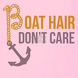 Boat hair Tank Tops