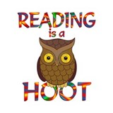 Reading teacher Wall Decals