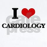 Cardiology Baby Bodysuits