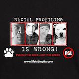 Racial profiling T-shirts