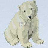 Polar bear Baby Hats