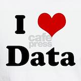 I love data T-shirts
