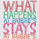 Bubbe Bib