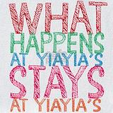 Yiayia Bib