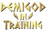 Demigod in training Aprons