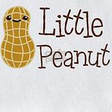 Peanuts Bib