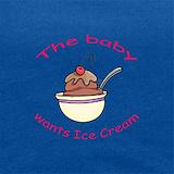 Ice cream Tank Tops