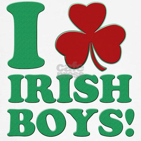 I Love Irish Boys! Jumper by brodyquixote