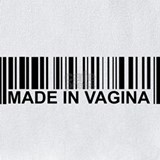 Made in vagina Bib