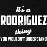 Its a rodriguez thing T-shirts