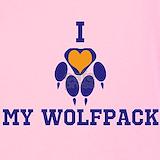 Wolfpack Tank Tops