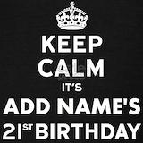 21st birthday Tank Tops