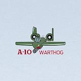 A10 warthog Baby Hats