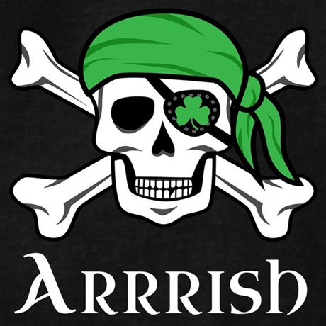 Irish Pirate