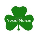 Custom shamrock Wall Decals