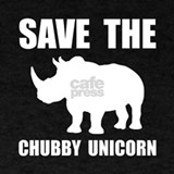 Save the chubby unicorns T-shirts