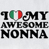 Baby italian Bib