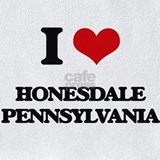 Honesdale Bib