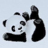 Panda bear Baby Hats