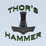 Thor hammer Baby Hats