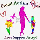 Autism mom Tank Tops