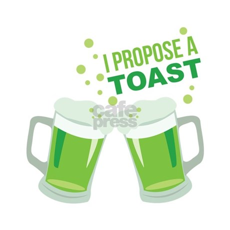 how to propose a toast