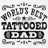 I love my tattoos Aprons