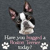 Boston terrier mom T-shirts