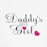 Daddys little girl Tank Tops