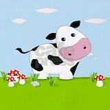 Cows Aprons
