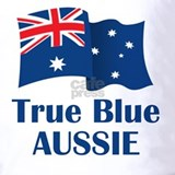 Australia flag Polos